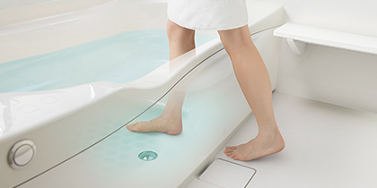 楽のび浴槽